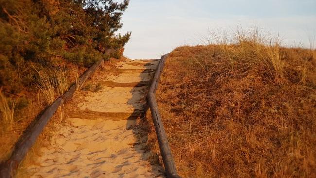 Düne-Wanderweg