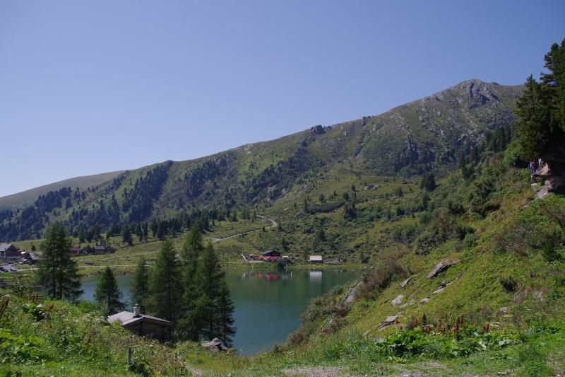 Falkertsee in Kärnten