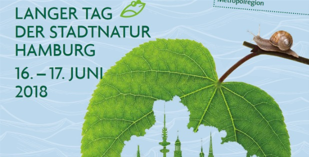 Tag der Stadtnatur in Hamburg - Grafik: /tagderstadtnaturhamburg.de