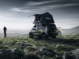 Foto: Peugeot Rifter 4x4 Concept - Outdoor-Spaßmobil - Foto: © Peugeot Kommunikation
