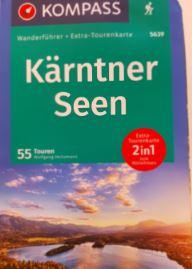 "Tour aus dem Buch ""Kärntner Seen"" aus dem Kompass-Verlag"