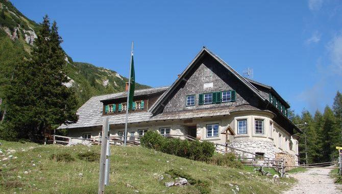 Foto Klagenfurter Hütte