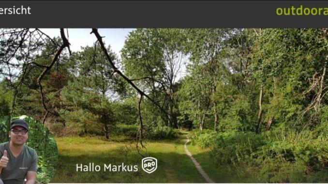 Bild: outdooractive App Pro