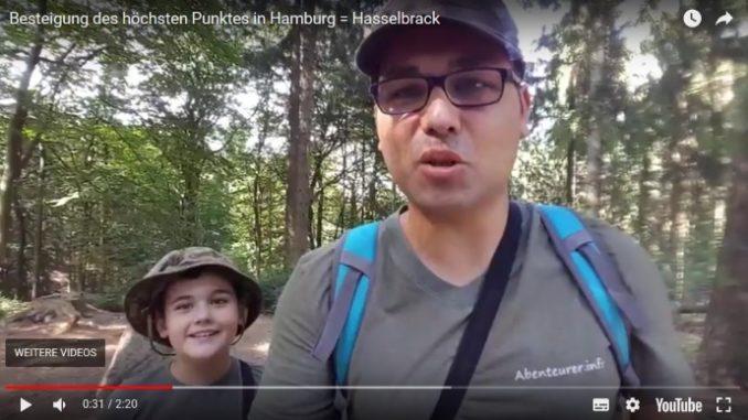Video zu unserer Erstbesteigung vom Hasselbrack in Hamburg