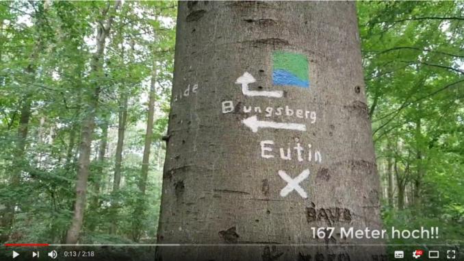 Bungsberg YouTube Video