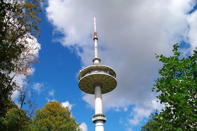 Bild: Fernsehturm Bungsberg
