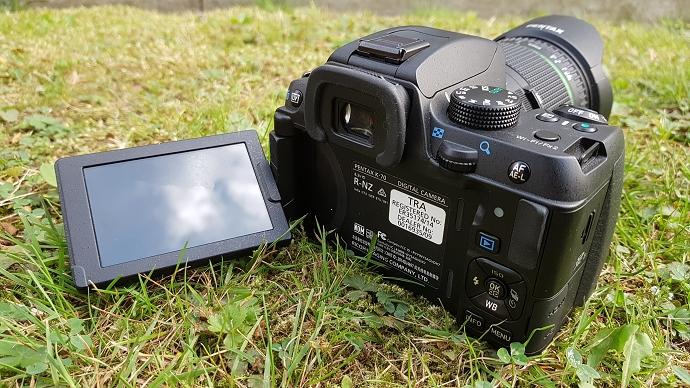 Pentax K70 - Die perfekte Outdoor-Kamera