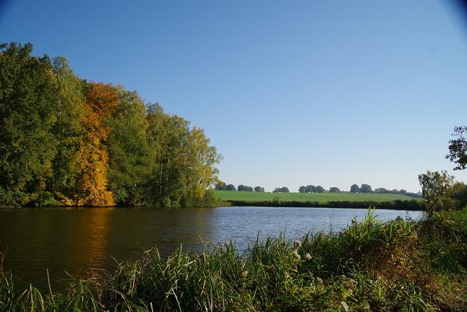 Bild: Teich bei Grabau