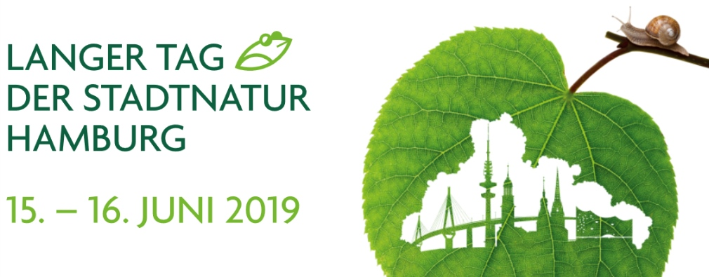 Langer Tag der Stadtnatur 2019 in Hamburg