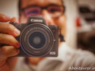 Bild: Canon EOS M50