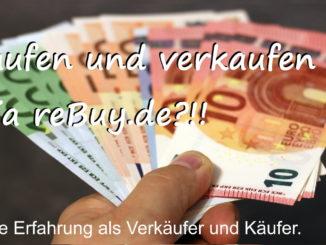 Kaufen und Verkaufen via reBuy.de - So geht es.