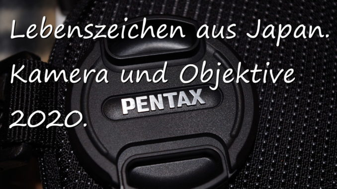 Neuheiten PENTAX 2020