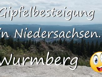 Der höchste Berg in Niedersachsen